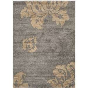 Safavieh Rugs Florida Shag Collection SG458 8013 4 Grey