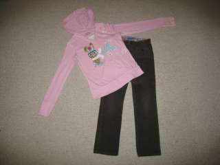 Childrens Place Ski Bunny Girls Winter Clothes 10/14