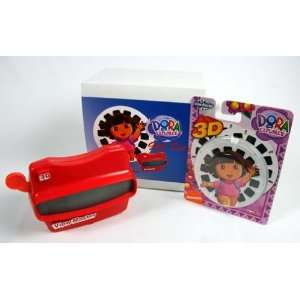 DORA Explorer ViewMaster Gift Set Toys & Games
