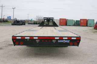 New 40 x 102 Low Profile Flatbed Straight Deck Trailer with 12K