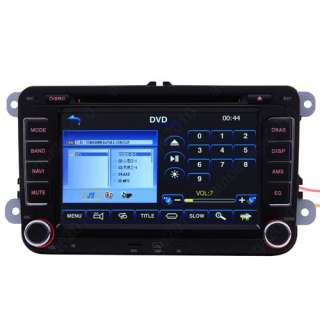 07 11 Seat Altea XL Car GPS Navigation Radio ATSC TV Bluetooth