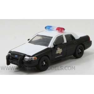 Jada 1/64 Texas DPS State Police Ford Crown Vic   PRE