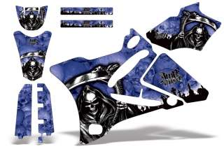 AMR RACING GRAPHICS STICKER KIT DECAL YAMAHA YZ85 YZ 85