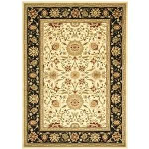 Safavieh Rugs Lyndhurst Collection LNH212B 220 Ivory/Black