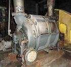 NASH VACUUM PUMP MODEL CL4002; APPROX. 4000 CFM @ 15 H