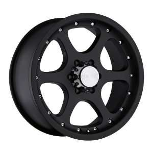 17x9 Black Rhino Ocotillo (Matte Black) Wheels/Rims 6x135