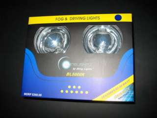 2003 2007 Hyundai Tiburon Erebuni Halo Fog Lights Lamps