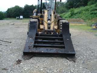 Rockland Car Crusher Attachment for Wheel Loaders