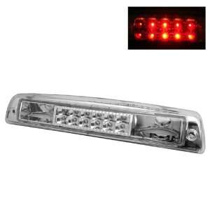 BL CL DRAM94 LED C Dodge RAM Chrome LED Third Brake Light Automotive