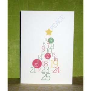 Peace Tree note card set