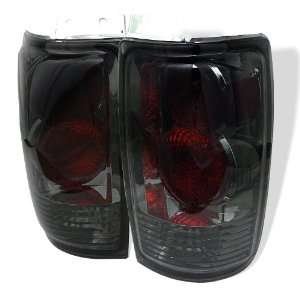 1997 2001 Ford Expedition Smoke SR Altezza Tail Lights