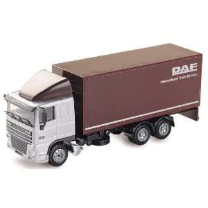 DAF 95XF Straight Van Toy Truck Toys & Games