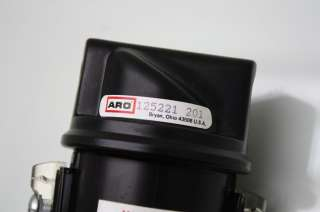 ARO 125221 201 Ingersoll Rand Heavy Duty Air Filter