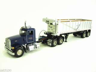 Peterbilt 357 w/ Trailer Dump OWEN TRUCKING   Sword