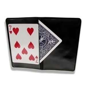 Card Wallet   2 Flap   Magician Accessory Trick Toys & Games