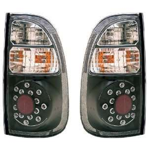 TOYOTA TUNDRA 00 06 LED TAIL LIGHT BLACK (STD BED REGAULAR CAB ACCESS