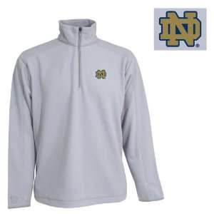 Notre Dame Fighting Irish Jacket   NCAA Antigua Mens Frost