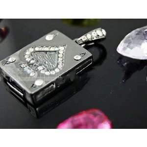 8GB Poker Card design Jewelry USB Flash Drive with