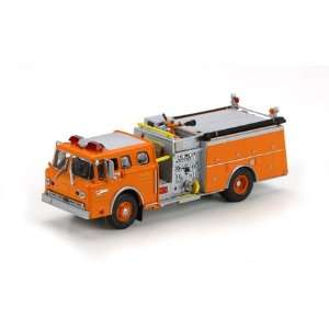 50 Die Cast Ford C Fire Truck, County Fire #12 ATH90884 Toys & Games
