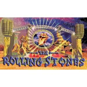 THE ROLLING STONES STAGE STICKER