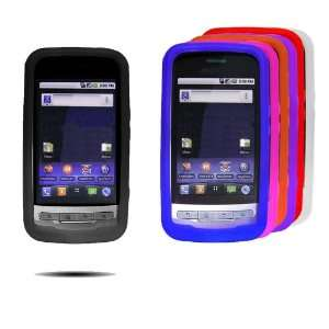 Black, White, Red, Hot Pink, Orange, Purple, Blue Silicone Gel Skin