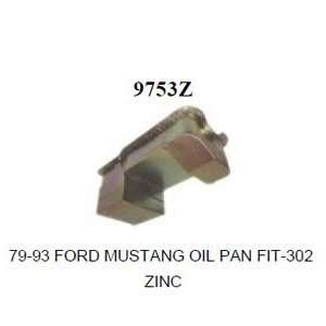 Racing Power R9753Z Ford Mustang Oil Pan Fit 302 Zinc