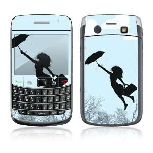 Modern Super Woman Decorative Skin Cover Decal Sticker for Blackberry
