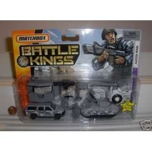 Matchbox 2007 Battle Kings Snow Scouts Set Toys & Games