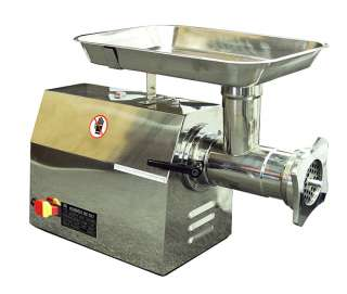 New True 1HP Commercial Stainless Steel Automatic Electric Meat