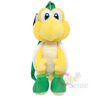 Nintendo Super Mario Koopa Troopa Plush dioll Backpack Bag Custume 1