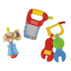 Fisher Price Brilliant Basics Fun to Fix Gift Set Baby