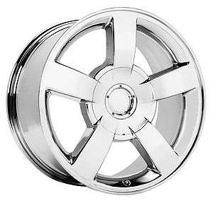 SILVERADO SS STYLE WHEELS FOR 6 LUG CHEVY GMC TOYOTA NISSAN TRUCK