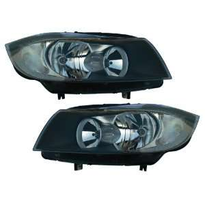 BMW 3 Series Headlight Oe Style 4 Door/Wagon Only Halogen Type Driver