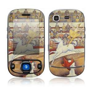 Le Cirque Decorative Skin Cover Decal Sticker for Samsung Strive SGH