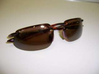 New In Box Maui Jim 409 H409 10 Kanaha sport Sunglasses