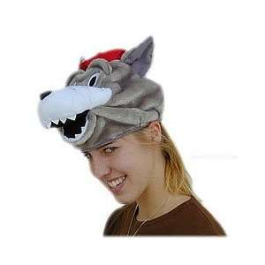 North Carolina State Wolf Pack Mascot Hat Sports