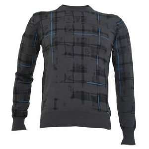 Fox Racing Fragment Sweater   Small/Charcoal Automotive