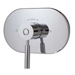 Tub Shower 6502 X Elements Sereno Tub shower Valve Polished Chrome