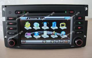 HD CAR Radio stero DVD TV GPS Navigation Navi 6CDC PIP for Benz smart