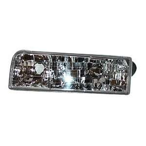 20 5144 00 Lincoln Town Car Driver Side Headlight Assembly Automotive