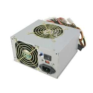 Enermax 350W Power supply Dual Fan Whisper ATX+12V p/n