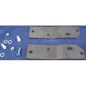79 96 FORD BRONCO STEP BUMPER MOUNT KIT SUV, For diamond type bracket