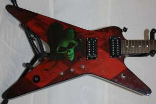 Washburn Dimebag Darrell Dime DIME36 G17 6 String Electric Guitar