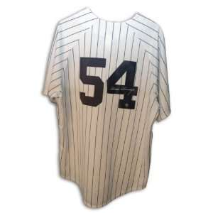 Rich Goose Gossage Autographed/Hand Signed New York Yankees White