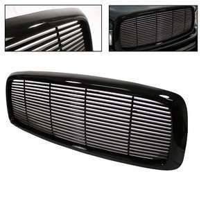 02 05 Dodge Ram Black Front Grille Automotive
