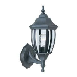 By Thomas Lighting Covington Matte Black One Light Outdoor