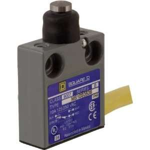 SQUARE D 9007MS10S0106 Mini Limit Switch,Top Push Plunger