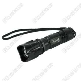 230lm LED 6Mode SOS Strobe Flash Light UltraFire M10 Hiking Torch