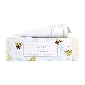 Lollia Wish Sugared Pastille Shea Butter Hand Creme   4 oz