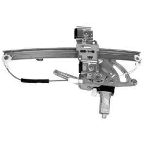 Pontiac Bonneville Front Power Window Regulator with Motor
